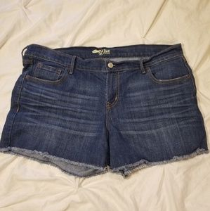 Old Navy Diva Denim Shorts